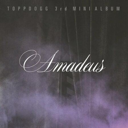 CD, 韓国(K-POP)・アジア  (TOPPDOGG) - AMADEUS MINI ALBUM