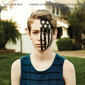 【送料無料・代引不可】 FALL OUT BOY - AMERICAN BEAUTY / AMERICAN PSYCHO 【ヤマトネコポス】【国内発送】【日本全国送料無料】