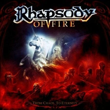 洋楽, ロック・ポップス  RHAPSODY OF FIRE - FROM CHAOS TO ETERNITY POP