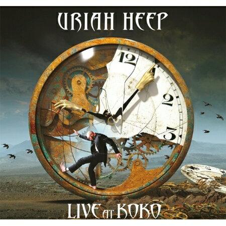 洋楽, ロック・ポップス  URIAH HEEP - LIVE AT KOKO 2CD 2 BONUS TRACKS