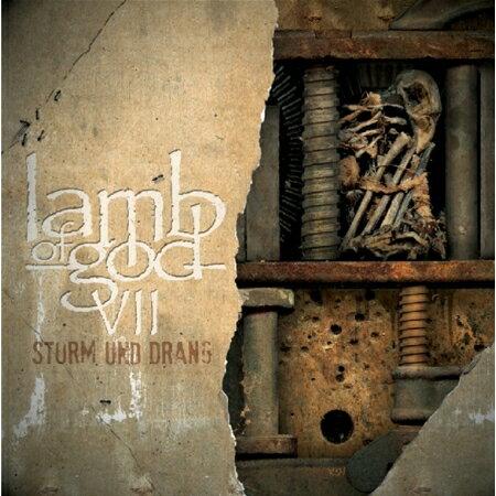 洋楽, ロック・ポップス  LAMB OF GOD - VII : STURM UND DRANG 2 BONUS TRACKS POP