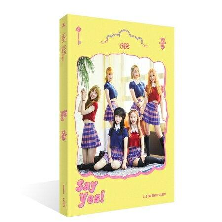 韓国(K-POP)・アジア, 韓国(K-POP)  S.I.S - SAY YES1 2ND MINI ALBUM