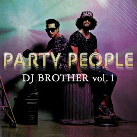 CD, 韓国(K-POP)・アジア  DJ BROTHER - PARTY PEOPLE