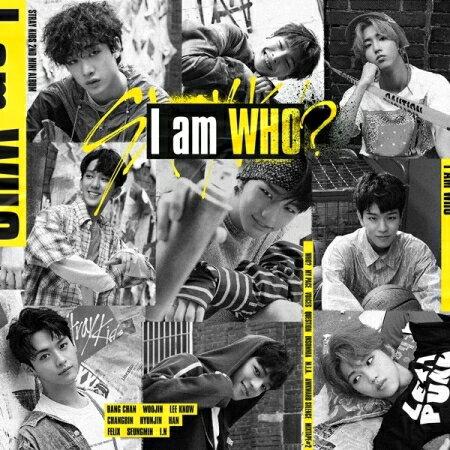 韓国(K-POP)・アジア, 韓国(K-POP) STRAY KIDS () - I AM WHO I AM,WHO VER 2ND MINI ALBUMJYP