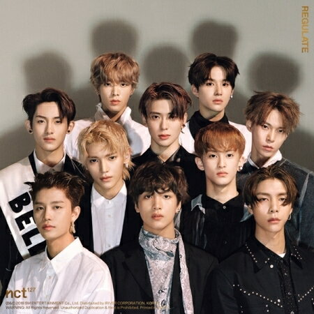韓国(K-POP)・アジア, 韓国(K-POP)  NCT 127 - 1NCT 127 REGULATE1011NCT127 1ST ALBUM REPACKAGEVOL.1