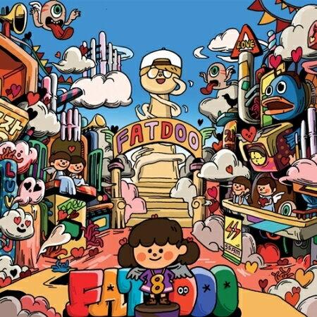 韓国(K-POP)・アジア, 韓国(K-POP)  FATDOO 8 -