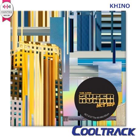 CD, 韓国(K-POP)・アジア KIHNO NCT 127 - 4th MININCT 127 WE ARE SUPERHUMANNCT127mini4