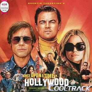 【初回ポスター】ワンス・アポン・ア・タイム・イン・ハリウッド - OST 『ONCE UPON A TIME IN HOLLYWOOD O.S.T』QUENTIN TARANTINO【国内発送】【送料無料】