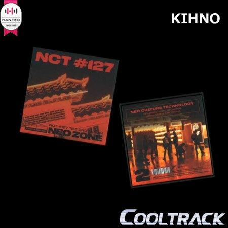 CD, 韓国(K-POP)・アジア KIHNOMNCT 127 - 2NCT 127 NEO ZONEKIHNO ALBUMNCT127 VOL.2 kihno