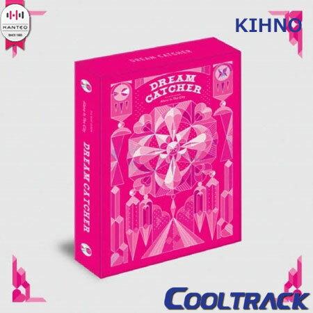 CD, 韓国(K-POP)・アジア KIHNODREAMCATCHER() - ALONE IN THE CITY3rd MINI ALBUM1124