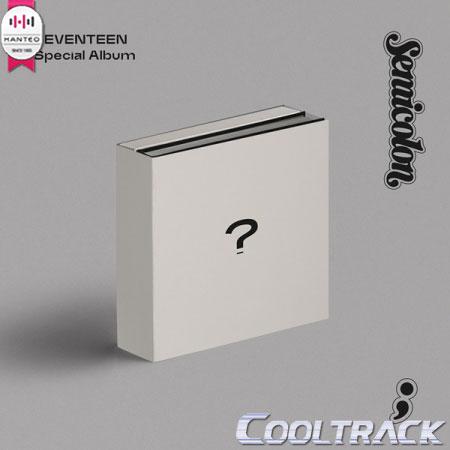 韓国(K-POP)・アジア, 韓国(K-POP) SEVENTEEN() - ; SEMICOLONSPECIAL 4SEVENTEEN