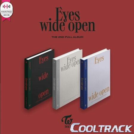 韓国(K-POP)・アジア, 韓国(K-POP) 1027TWICE()-EYES WIDE OPEN1Story,Style,Retro VER