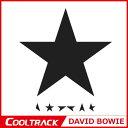 【送料無料予約1/11】 DAVID BOWIE(デビッド・ボウイ) - 『BLACKSTAR』ブラックスター 【ヤマトDM便】【国内発送】