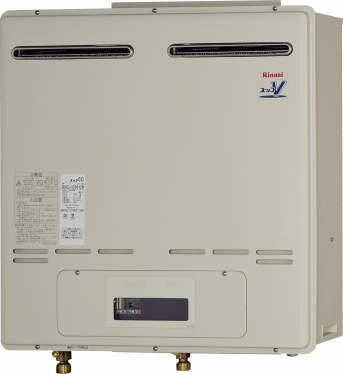 【最安値挑戦中!最大25倍】ガス給湯器 リンナイ RUXC-V5002ZW 業務用タイプ DECA-QV 50号 給湯専用 屋外壁掛型 25A [■]