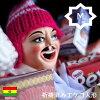 ■祈祷済みエケコ人形■世界仰天ニュースで紹介されたボリビア製/効果抜群!本場ラパス祈願用■エケコ/エケッコ人形■身長15cm
