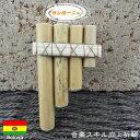 【楽器がうまくなりたい祈願】エケコ人形用 ミニチュア 小物 本場ボリビア産 民族楽器サンポーニャの商品画像
