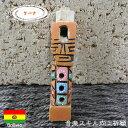 【楽器がうまくなりたい祈願】エケコ人形用 ミニチュア 小物 本場ボリビア産 民族楽器ケーナの商品画像