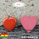 【恋愛祈願 結婚祈願】縁結び 婚活 エケコ人形用 ミニチュア 小物 本場ボリビア産 ハートの商品画像