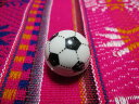 【スポーツ上達祈願】エケコ人形用ミニチュア 小物 本場ボリビア産 サッカーボールの商品画像