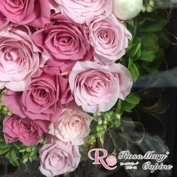 プリザーブドフラワーフォトフレーム写真立てお祝いギフト結婚祝い新築祝い母の日敬老の日ブライダルフォトブック記念日◇
