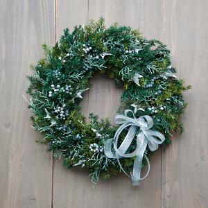 プリザーブドフラワーリース【リース】クリスマス、大人のクリスマス クリスマスリース【クリ...