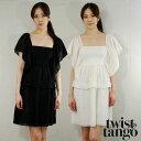 楽天TWIST&TANGO ツイストアンドタンゴレディス コットンワンピース ドレス(春夏)【正規品】【30】【メール便不可】