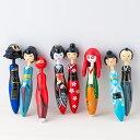 飾っても良し、贈っても良しの日本のキャラクターペン。【ポイント10倍】のレン クリッカーペン...