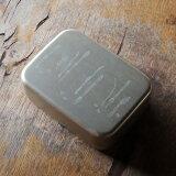 アルミ弁当箱 土筆(つくし)ゴールド 450ml 保温庫対応 おしゃれ デザイン かわいい こども gold 金 保温 アルミ製 アルミ 弁当 スリム 小判型 北欧 栗原はるみ 大人 レトロ ランチグッズ 480ml