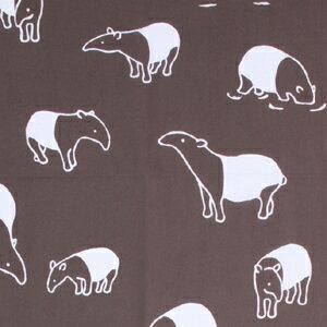 馬來貘利源去汙 Tenugui (毛巾和手毛巾)