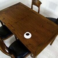 チークダイニングテーブル【ダヴィンド】1600【F】(D) アジアン家具・CORIGGE MARKET
