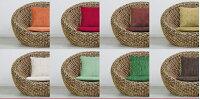 アジアン家具ソファ2人掛けローソファリゾートラタンバリ家具