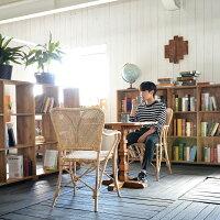送料無料ラタンツイストチェアアジアン家具