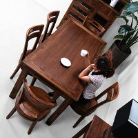 チーク【サクラ】ダイニングテーブル160x80