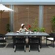 送料無料 【オーランド】 ダイニングテーブル #01 アウトドア家具 アジアン テーブル ガーデン テラス モダン ダイニング 食卓 カフェ 北欧 アウトドア 6人用 4人用 2人用