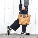 ★送料無料 ラタン・バッグ(R-SH04-BN)カバン 鞄 かばん bag バッグ ハンドバッグ かごバッグ カゴバッグ ショルダーバッグ 籠バッグ ラタン 籐 レザー 合皮