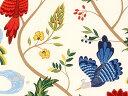 柄リピート単位で買える!北欧ファブリック boras(ボラス/ボロス)【全2色】BIRDLAND(バード...