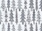マリメッコ生地marimekkoKUUSIKOSSAクーシコッサ生地はぎれ切売り布北欧生地生地切売り北欧クリスマスクリスマスツリー