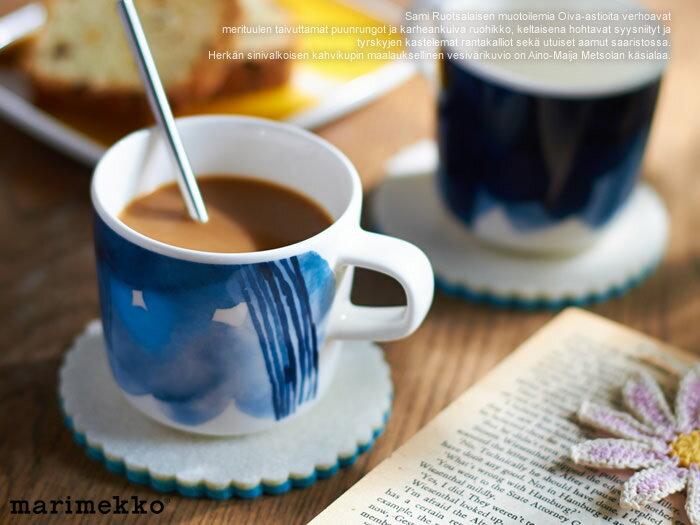 マリメッコ マグカップ コーヒーカップ SAAPAIVAKIRJA サーパイバキリヤ marimekko マグ 北欧 食器 北欧デザイン 【ギフト】【PP】|おしゃれ かわいい プレゼント 結婚祝い 女性 友達