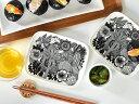 マリメッコ 食器 SIIRTOLAPUUTARHA シールトラプータルハ marimekko プレート 15×12cm 北欧 食器 北欧デザイン 【ギフト】【PP】|おしゃれ かわいい プレゼント 結婚祝い 女性 友達 ケーキプレート 取り皿