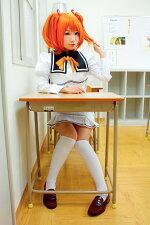天空橋愛佳(てんくうばしあいか)俺がお嬢様学校に「庶民サンプル」としてゲッツされた件清華院女学校ウィッグ付制服庶民サンプル