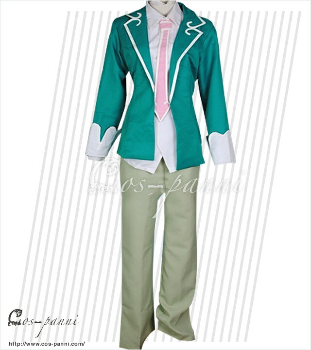ツナシ・タクト 南十字学園制服  STAR DRIVER 輝きのタクト コスプレ衣装 コスプレシャス画像