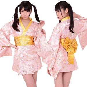 تأثيري كيمونو أويران كيمونو فستان كيمونو حدث مهرجان يوكاتا امرأة مثير ميني كيمونو ميني طول وردي زهري نمط