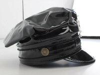 ポリス帽子