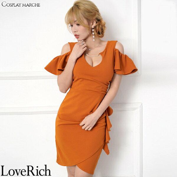 レディースファッション, ドレス  Love Rich maru-uk0007
