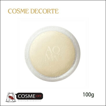 COSME DECORTE/コスメデコルテAQ MWフェイシャルバー 100g (FGGV)