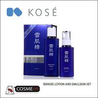 KOSE/コーセー雪肌精化粧水(200ml)&乳液(140ml)セット4971710440041
