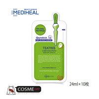 MEDIHEAL/メディヒールティーツリーケアソリューションエッセンシャルマスクEX10枚入(2724764749)