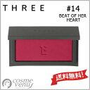 【送料無料】THREE スリー チーキーシーク ブラッシュ #14 BEAT OF HER HEART 4g