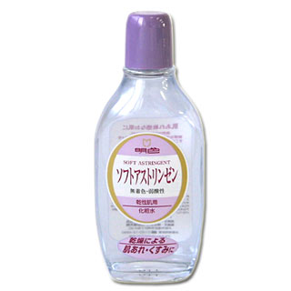 明色ソフトアストリンゼン乾燥肌用化粧水SoftAstringent