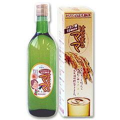 玄米から生まれた黄金色の調味料玄米発酵アミノ酸調味料 はなまるママ *